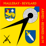 Armes-Réunies 300m Malleray-Bévilard Logo